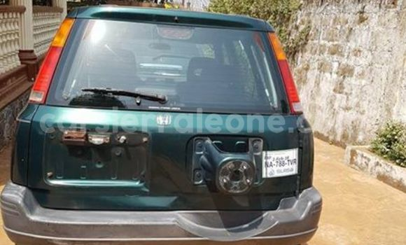 Buy New Honda CR–V Green Car in Freetown in Western Urban