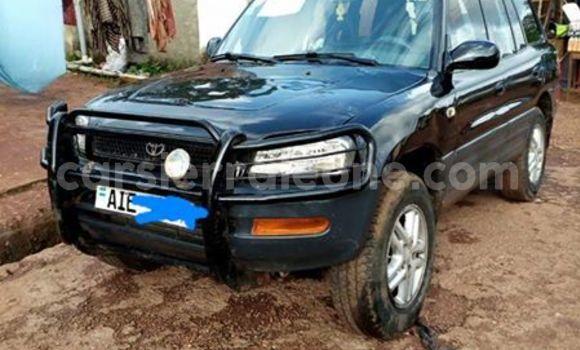 Buy Used Toyota RAV4 Black Car in Freetown in Western Urban