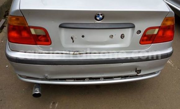 Buy Used BMW 3–Series Silver Car in Freetown in Western Urban
