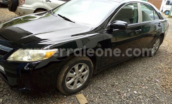 Buy Used Toyota Camry Black Car in Freetown in Western Urban