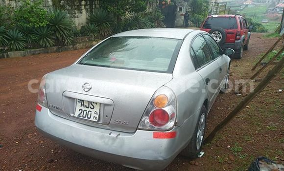 Buy Used Nissan Altima Silver Car in Freetown in Western Urban