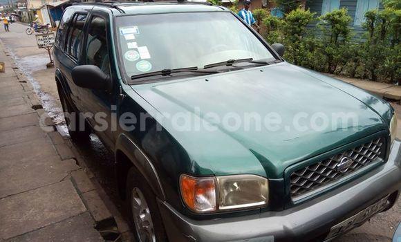 Buy Used Nissan Pathfinder Green Car in Freetown in Western Urban