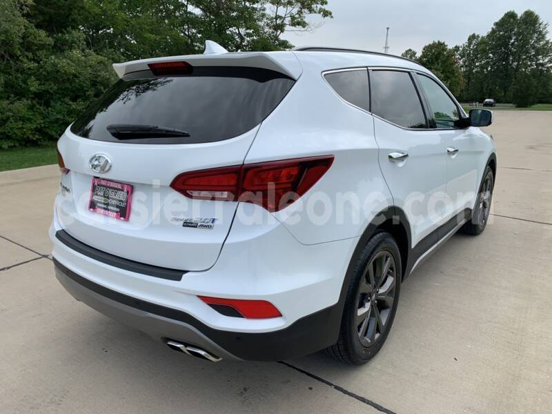 Big with watermark hyundai santa fe western urban freetown 7231