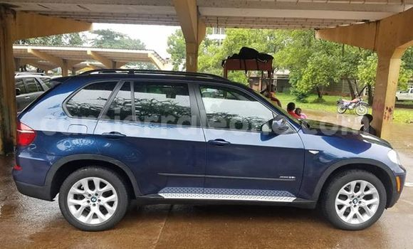 Buy Used BMW X5 Blue Car in Freetown in Western Urban