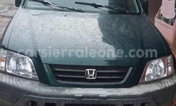 Buy Used Honda CR–V Green Car in Freetown in Western Urban