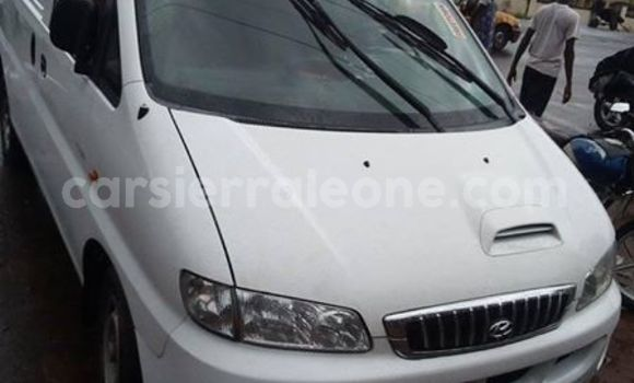 Buy Used Hyundai H1 Silver Car in Freetown in Western Urban