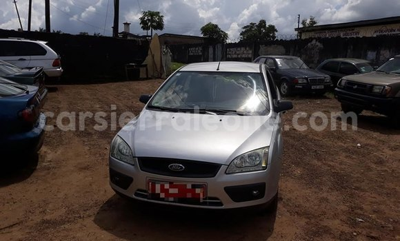 Buy Used Ford Focus Silver Car in Bo in Bo