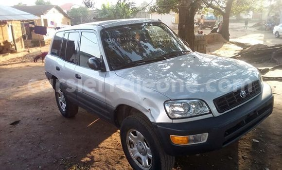 Buy Used Toyota RAV4 Silver Car in Freetown in Western Urban