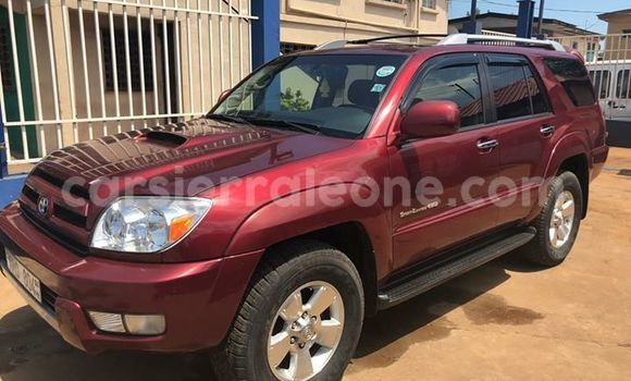 Buy Used Toyota Hilux Surf Other Car in Freetown in Western Urban