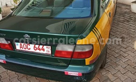 Buy Imported Nissan Primera Green Car in Freetown in Western Urban