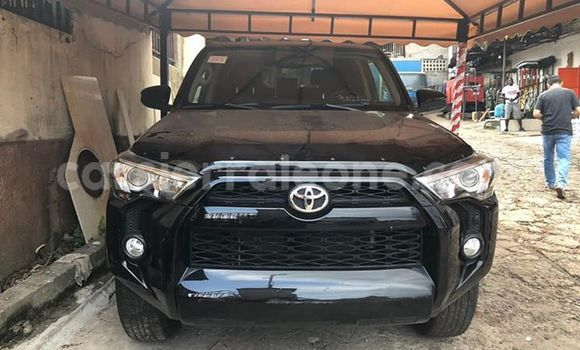 Buy Import Toyota 4Runner Black Car in Freetown in Western Urban