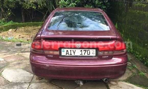 Buy Imported Mazda 626 Red Car in Freetown in Western Urban