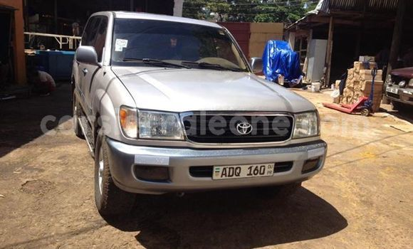 Buy Imported Toyota Land Cruiser Silver Car in Freetown in Western Urban