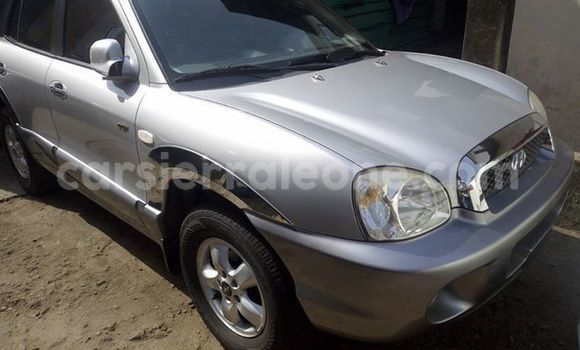 Buy Used Hyundai Santa Fe Silver Car in Freetown in Western Urban