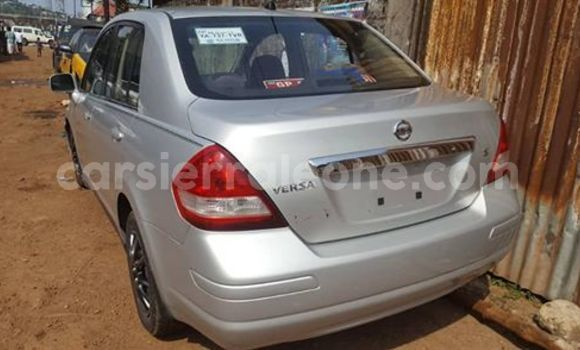Buy Used Nissan Versa Silver Car in Freetown in Western Urban