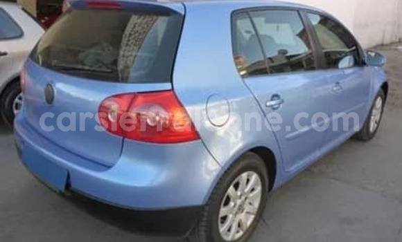 Buy Used Volkswagen Golf Blue Car in Baiima in Bo