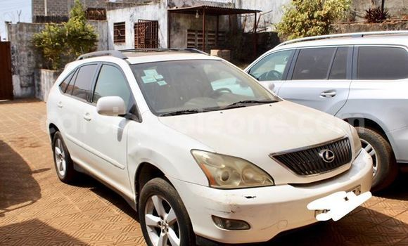 Buy Used Lexus RX 350 White Car in Freetown in Western Urban
