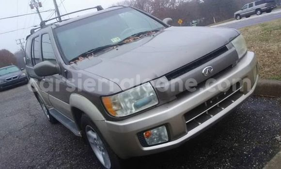 Buy Used Infiniti QX4 Other Car in Freetown in Western Urban
