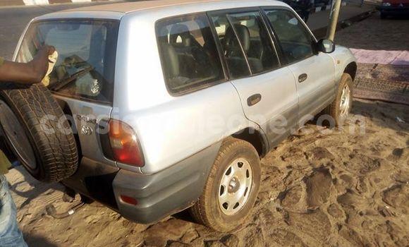 Buy Used Toyota RAV4 Silver Car in Freetown in Western Urban