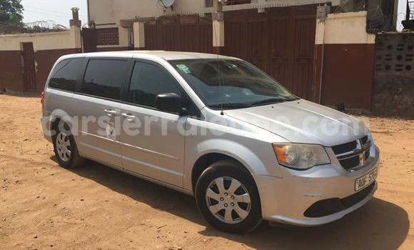 Buy Used Dodge Caravan Silver Car in Freetown in Western Urban