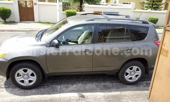Buy Used Toyota RAV4 Other Car in Freetown in Western Urban