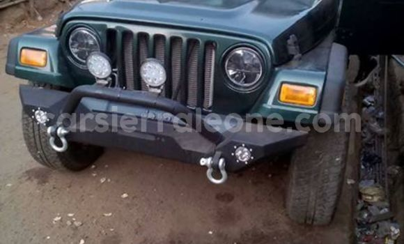 Buy Used Jeep Wrangler Other Car in Freetown in Western Urban