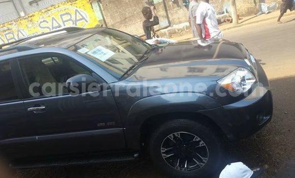 Buy Used Toyota 4Runner Other Car in Freetown in Western Urban