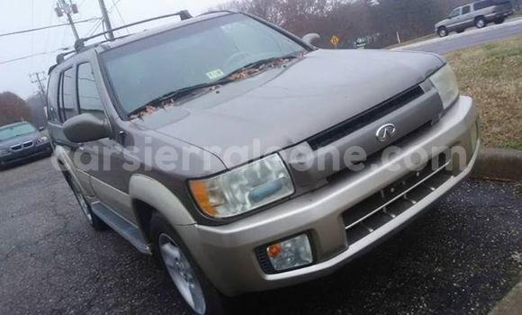 Buy Used Infiniti QX4 Other Car in Freetown in Western Urban